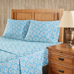 Nyman Snowflakes Sheet Set