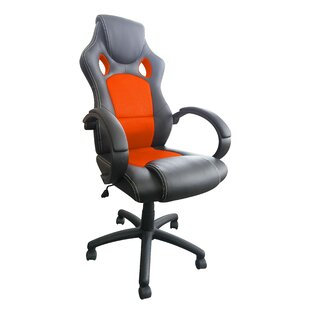 Wagnon High-Back Gaming Chair by Wrought Studio Cool