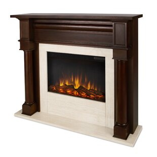 Berkeley Electric Fireplace by Real Flame