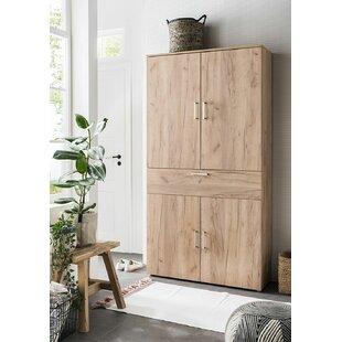 Demitri 100cm X 195cm Free Standing Cabinet By Ebern Designs