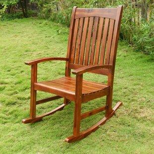 August Grove Gabbert Rocking Chair