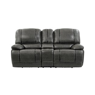 Red Barrel Studio Teja Console Reclining Sofa