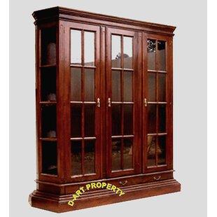 D-Art Collection Profile Curio Cabinet