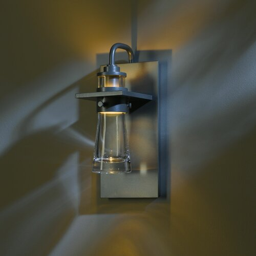 Hubbardton Forge Loft 1 Bulb 20 7 H Outdoor Pendant Wayfair