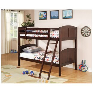 Online Reviews Oberon Twin over Twin Bunk Bed by Wildon Home® Reviews (2019) & Buyer's Guide