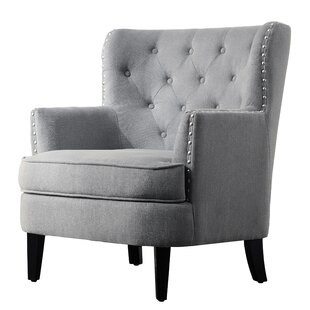 Lenaghan Wingback Chair By Winston Porter