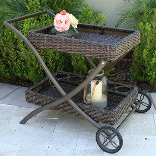 Ferndale Bar Serving Cart