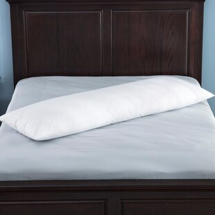 Goodlett Goose Down Body Pillow
