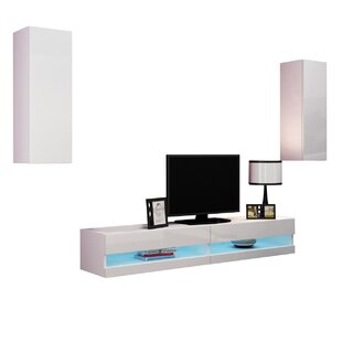 Cecilia Entertainment Unit For TVs Up To 60