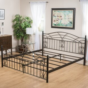Charlton Home Westley Panel Bed