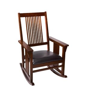 Mission Rocking Chair by Gift Mark