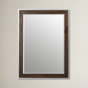 Reviews Steamboat Springs Wall Mirror By Loon Peak
