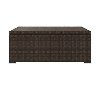 Bloomsbury Market Barnfield Wicker Coffee Table