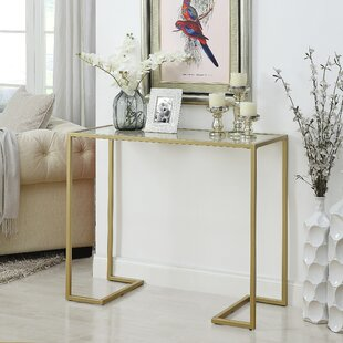Granite Top Console Table Wayfair