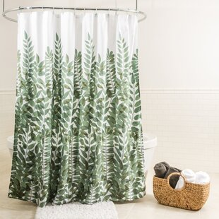 Arlette Fabric Single Shower Curtain