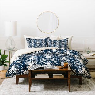 East Urban Home Heather Dutton 3 Piece Duvet Set