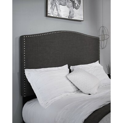 sports shoes f7307 599e5 Darby Home Co Altamirano Upholstered Panel Headboard Size ...