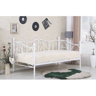 Meadville European Single (90 X 200 Cm) Bed Frame By Ophelia & Co.