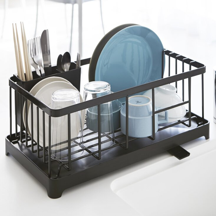 Nice Tower Wire Dish Drainer Rack