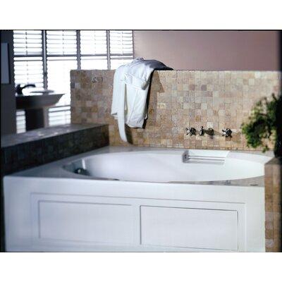 "Jacuzzi® Majora 72"" x 42"" Whirlpool Bathtub"