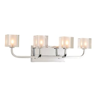 Kalco Arcata 4-Light LED Vanity Light