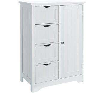 Bradly 55 X 81cm Free Standing Bathroom Cabinet By Brambly Cottage