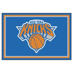 NBA - New York Knicks 5x8 Doormat ByFANMATS