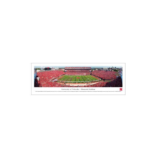 Nebraska Huskers Canvas Wayfair