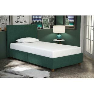 Julianna Upholstered Platform Bed