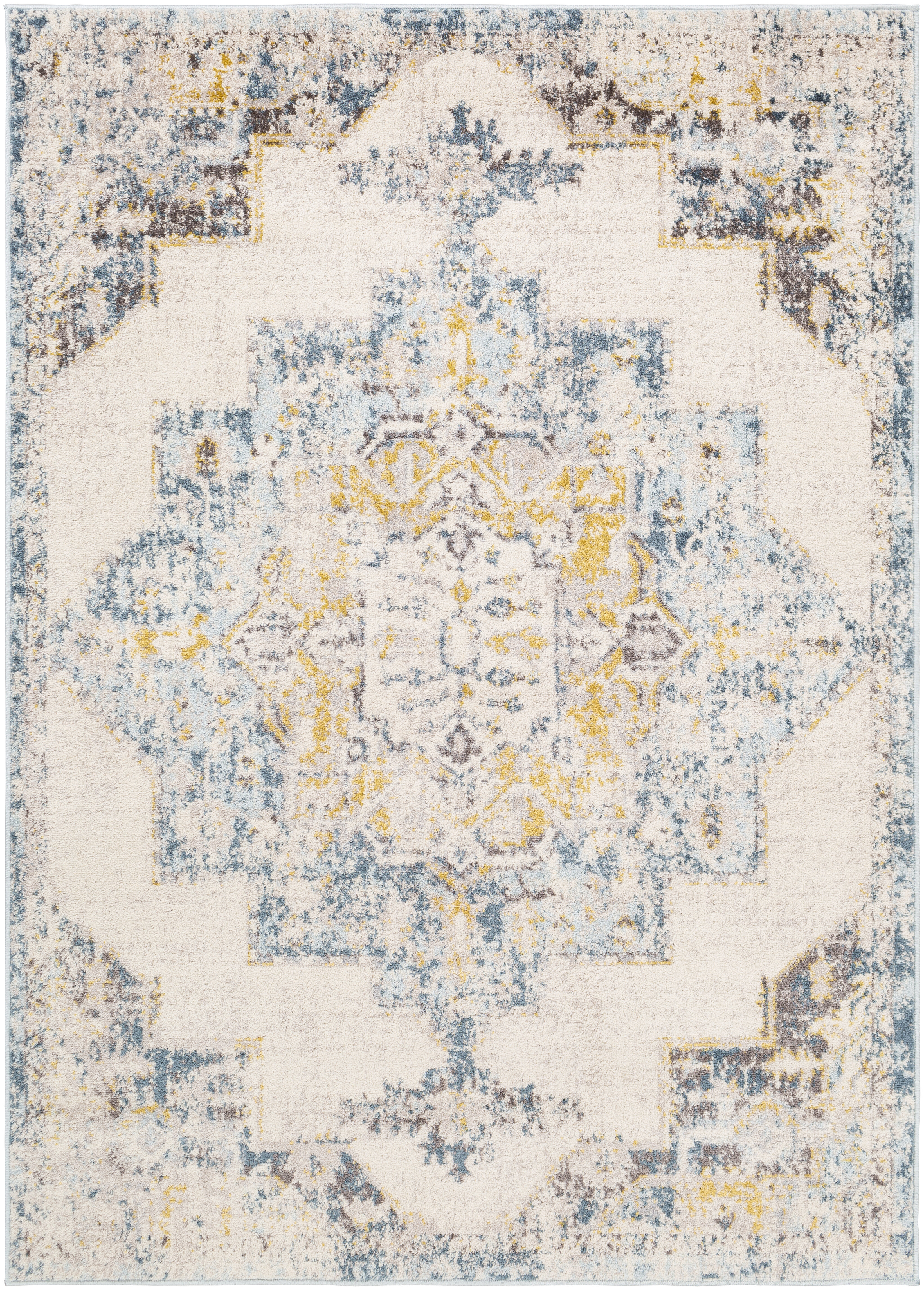 Wayfair Black Yellow Gold Area Rugs You Ll Love In 2021