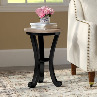 Eunice Cottage End Table by Alcott Hill