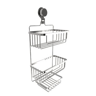 Rebrilliant Wall Mounted 3 Tier Shower Caddy
