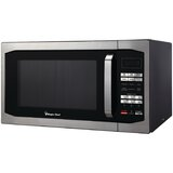 """22"""" 1.6 cu.ft. Countertop Microwave with Kitchen Timer"""