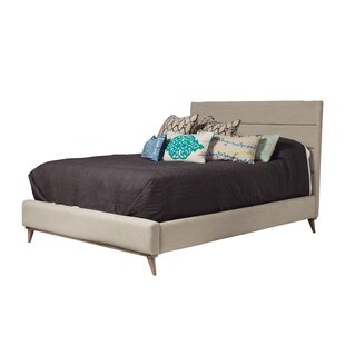 Cornell Upholstered Platform Bed by Brayden Studio