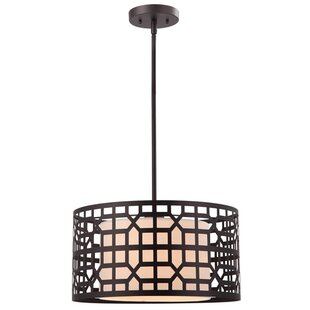 Find the perfect Rowe 1-Light Pendant By Wrought Studio