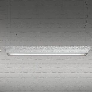 Masiero Arte Linear LED Square/Rectangle Pendant