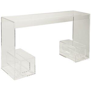 Noir Rupert Console Table