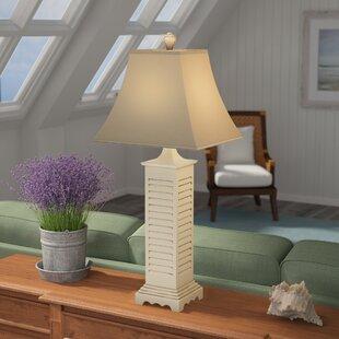 Comparison Crestover 34 Table Lamp By Beachcrest Home