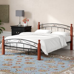 Culver Bed Frame By Ophelia & Co.