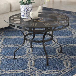 Find Bracken Coffee Table with Clock By Three Posts