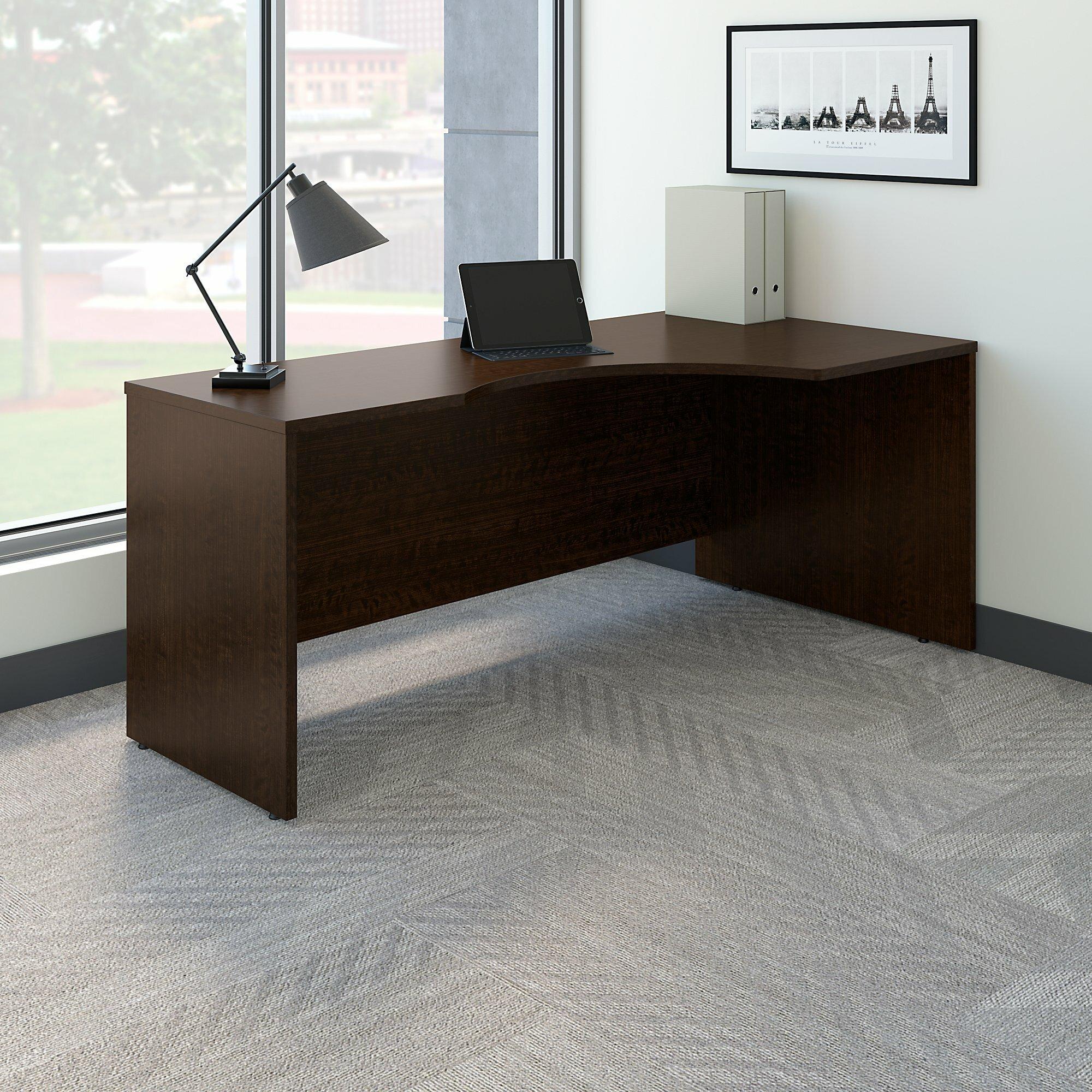 Beau Bush Business Furniture Series C Right Handed Corner Desk U0026 Reviews |  Wayfair