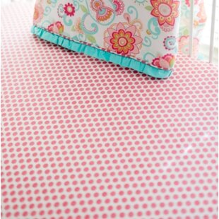 Find Sweatt Fitted Crib Sheet ByHarriet Bee