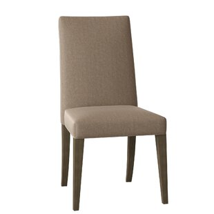 Ajhar Upholstered Dining Chair Latitude Run