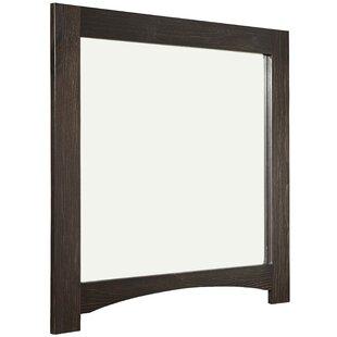Hernandez Landscape Square Dresser Mirror