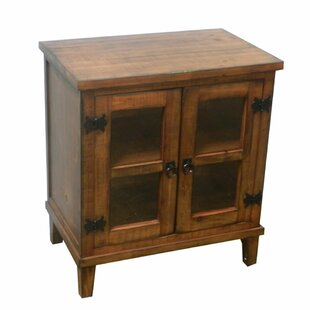 Orsini Fashionable 2 Door Accent Cabinet By Loon Peak