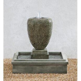 Campania International Longwood Concrete Fountain