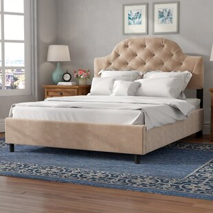 Enedina Upholstered Panel Bed by Willa Arlo Interiors