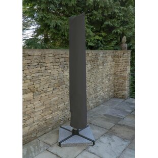 Check Price Ekbote Side Post Parasol Replacement Cover