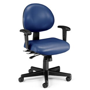 24 Hour Computer Ergonomic Task Chair