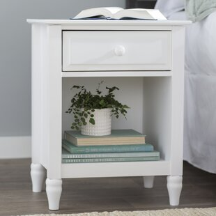 Conger End Table with Storage by Winston Porter